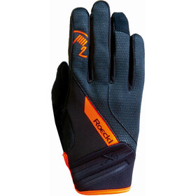Roeckl Renon Handschuhe black/orange
